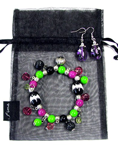 Linpeng E 166 BR 2256E Halloween Earrings product image