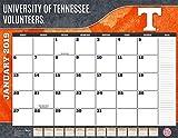 Turner 1 Sport Tennessee Volunteers 2019 22X17 Desk Calendar Office Desk Pad Calendar (19998061489)