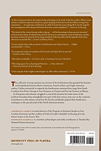 The Archaeology of French and Indian War Frontier Forts: Lawrence E. Babits, Stephanie Gandulla: 9780813061795: Amazon.com: Books