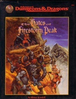 - Gates of Firestorm Peak