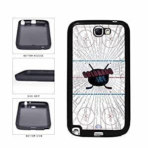 Avalanche Ice TPU RUBBER SILICONE Phone Case Back Cover Samsung Galaxy Note II 2 N7100