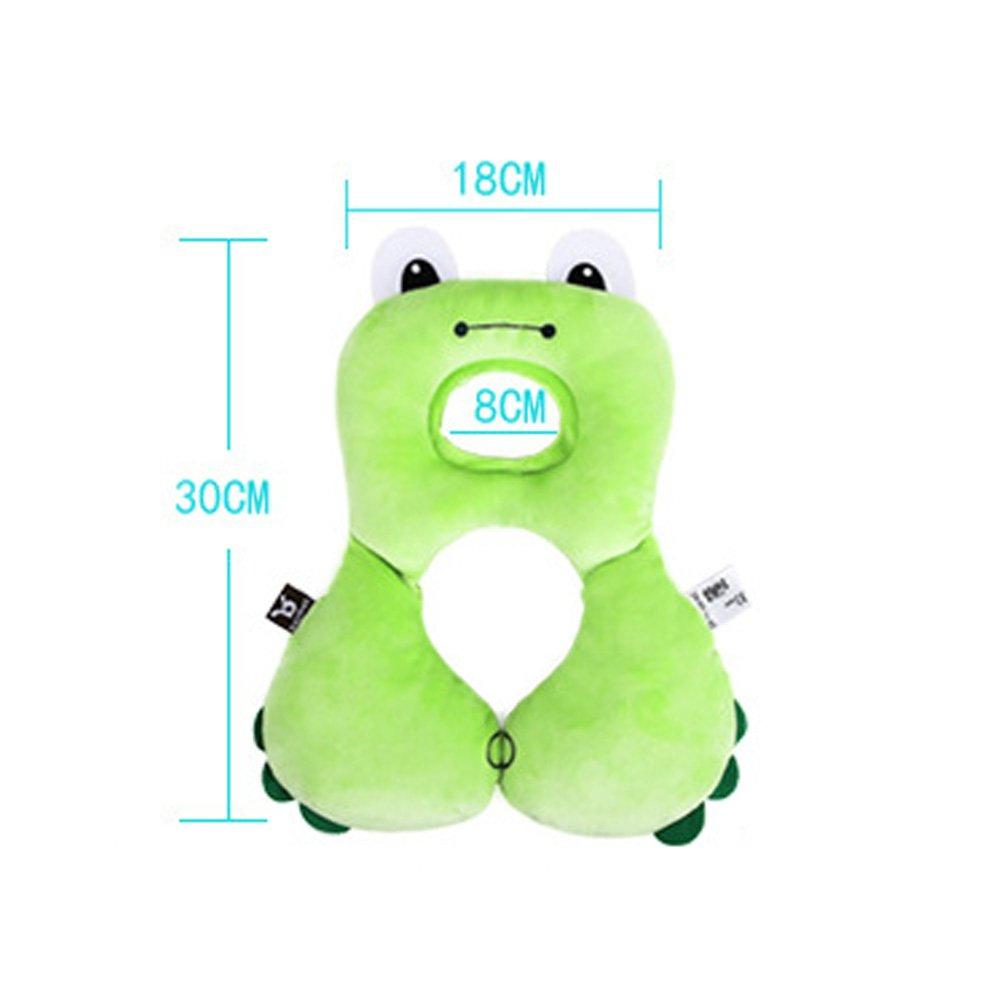 G-Tree enfants Pillow Head Seatbelt support voiture bande ceinture de s/écurit/é pour les enfants Housses de s/écurit/é Protecteur Coussin Sommeil Voyage Soutien Pad avec poussette Si/ège dauto