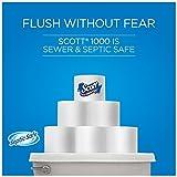 Scott 1000 Sheets Per Roll Toilet Paper, Bath