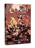 capa de Conan, o Bárbaro - Livro 1
