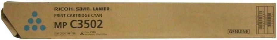 18000 Yield Ricoh Magenta Toner Cartridge 841737