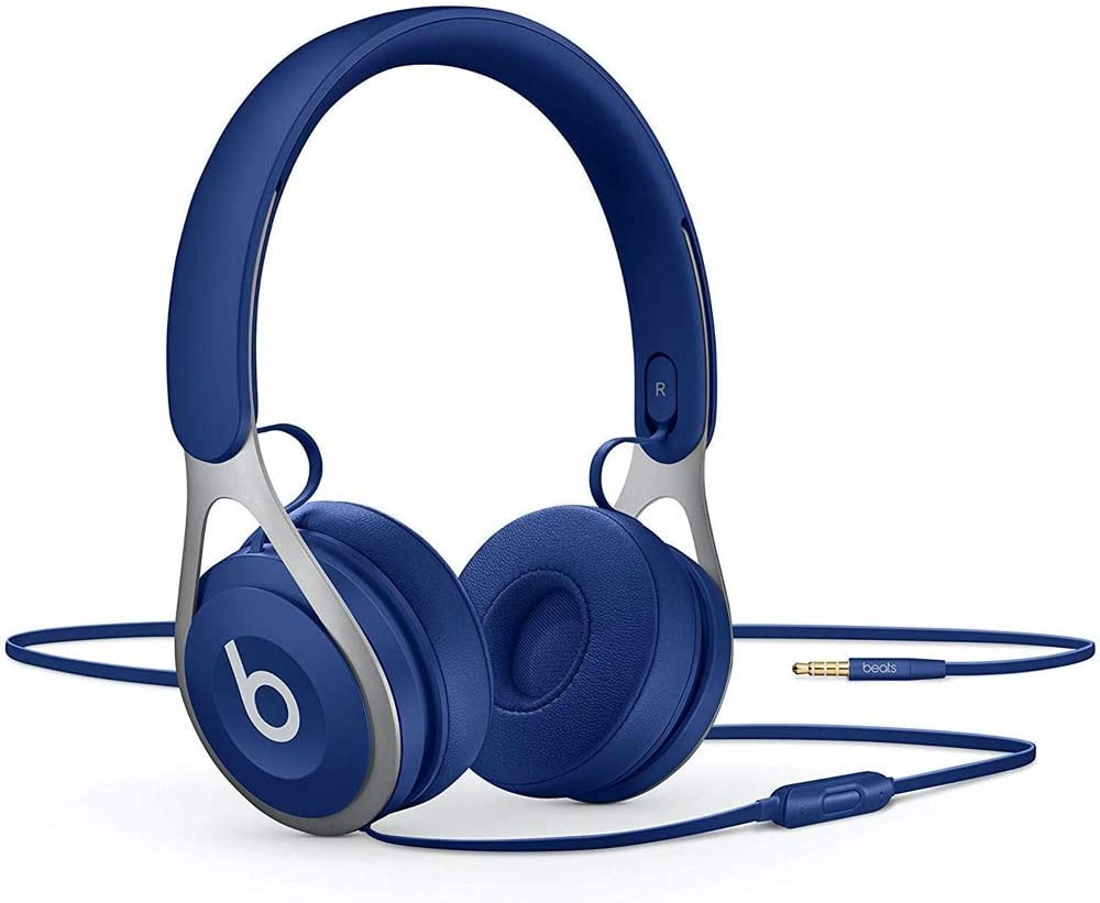 Beats by Dr. Dre EP - Auriculares abiertos, Color Azul