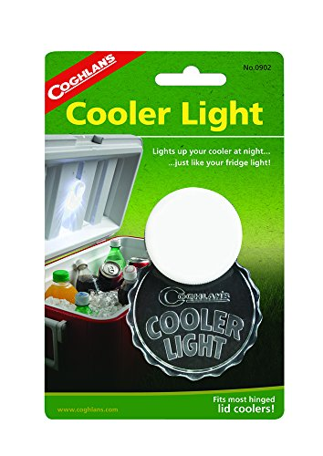 Coghlan's Cooler Light for dispersed camping, remote camping, boondocking