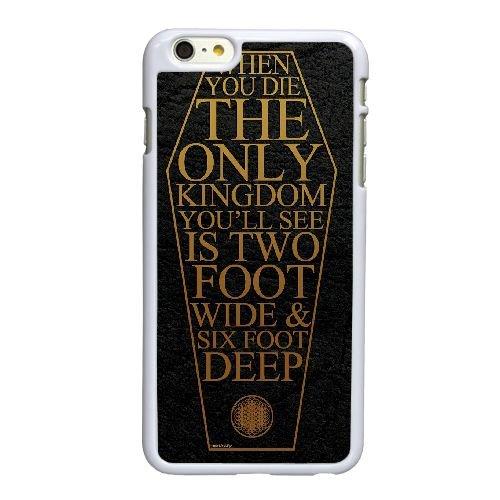 Bring Me The Horizon X5D65K4OG coque iPhone 6 6S Plus 5.5 Inch case coque white EXJS51