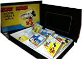 Mickey Mouse Collectors Book and Picture Cards, Disney Staff and North South Books Staff, 155709232X