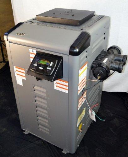 Zodiac Legacy LRZ250EN Digital Control 250K BTU Natural Gas Polymer Header Heater by Zodiac