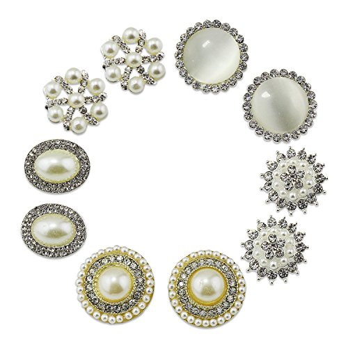 Ocr Rhinestone Embellishment Fasteners Accessories