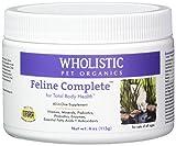 Wholistic Pet Organics Feline Complete Multivitamin, 4 oz