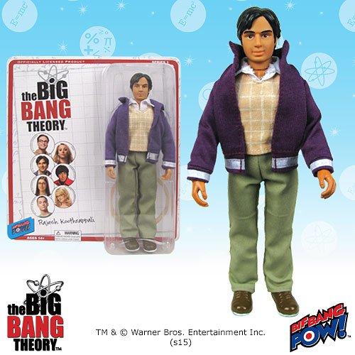 The Big Bang Theory Raj 8-Inch Action Figure