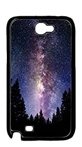 Design Phone Protective Cover cell phone cases for galaxy note2 - Trees at night