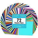 Lya Vinyl 72 Assorted Colors Permanent Adhesive