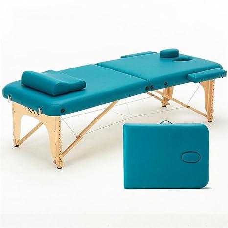 Lettino Massaggio Professionale Pieghevole.Lettino Da Massaggio Professionale Portatile Pieghevole Tavolo Da