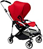 Cheap Bugaboo Bee3 Stroller – Red – Red – Aluminum