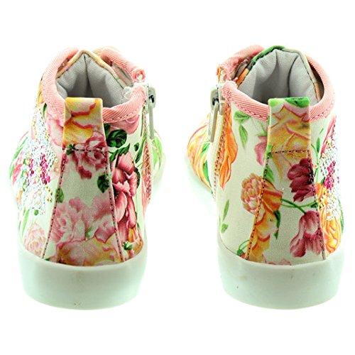 Lelli Kelly , Mädchen Sneaker Mehrfarbig Multicolor