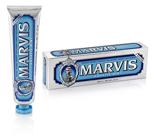 Marvis Aquatic Mint Zahncreme, 85 ml