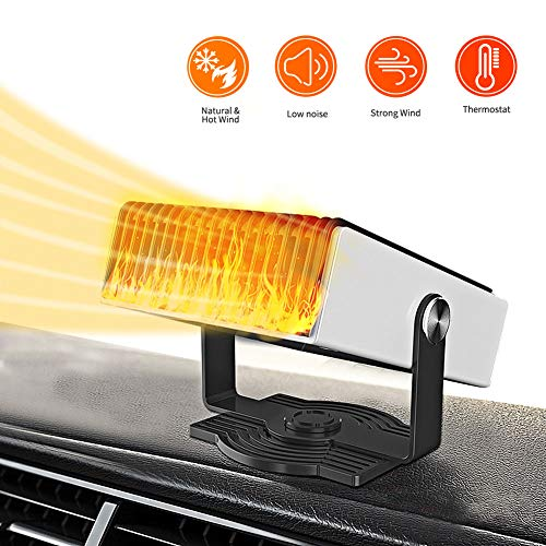 Portable Car Heater12V Windshield