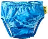 Baby Banz Baby Boys' Swim Diaper, Fin Frenzy Pattern, 6-12 Months