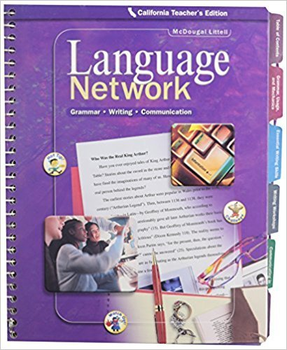 McDougal Littell Language Network Grade 12