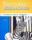 download ebook everyday mathematics: student math journal, grade 3, vol. 1 (em staff development) by max bell (2007-06-30) pdf epub