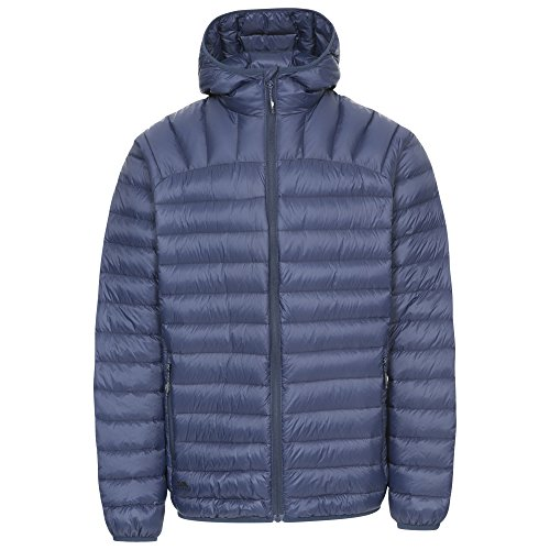 Jacket Trespass Romano Down Mens Blue wqttA0vXx