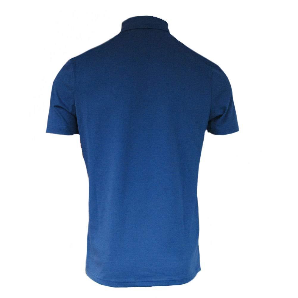 Gabicci - Polo - Liso - para Hombre Azul Fistral S: Amazon.es ...