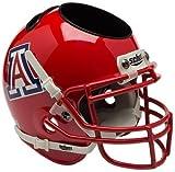 NCAA Arizona Wildcats Helmet Desk Caddy, Scarlet