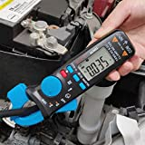 Bside ACM91 1mA Clamp Meter AC/DC Current True RMS Auto-Ranging 6000 Counts Voltmeter