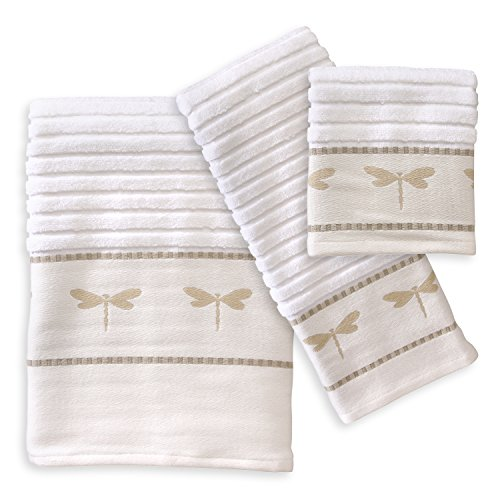 naturally home Dragonfly Towel Set