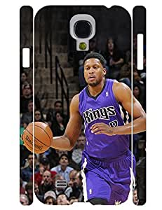 Artistic Collection Mobile Phone Case Manly Man Basketball Athlete Image Snap On Case Cover for Samsung Galaxy S4 I9500 (XBQ-0112T)