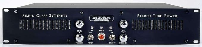 Mesa Boogie Stereo Simul Class 2:Ninety · Etapa potencia guitarra ...