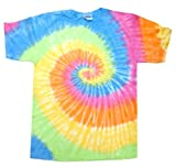 Tie Dye Mania Adult T- Shirt Eternity Large - Best Reviews Guide