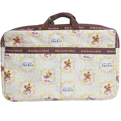 Of japan Whole bag Flawer Import School Multi Garden Bear Flower 10th Anniversary Pattern nBq0Oxxz