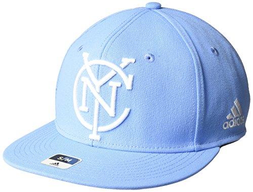 - MLS Vancouver Whitecaps Men's SP17 Fan Wear Oversized Logo Fvf Cap, Blue, Small/Medium