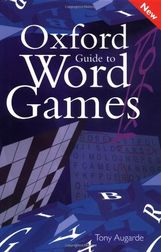 The Oxford Guide to Word Games