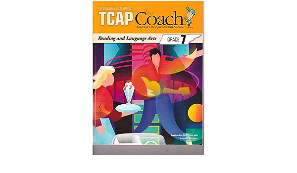 Reading And Language Arts Tennessee Blueprint Tcap Coach Grade 7 Daryl Edelman 9781598231649 Amazon Com Books