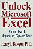 Unlock Microsoft Excel, Henry Balogun, 0595316697