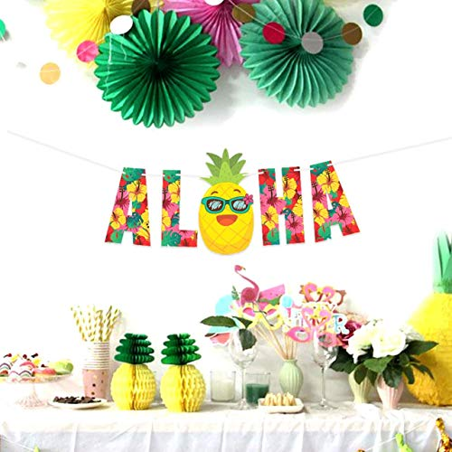 ALOHA BANNER - Luau party supplies hawaiian decorations luau party decorations hawaiian party decorations luau decorations luau party hawaiian party supplies aloha party decorations hawaiian party]()