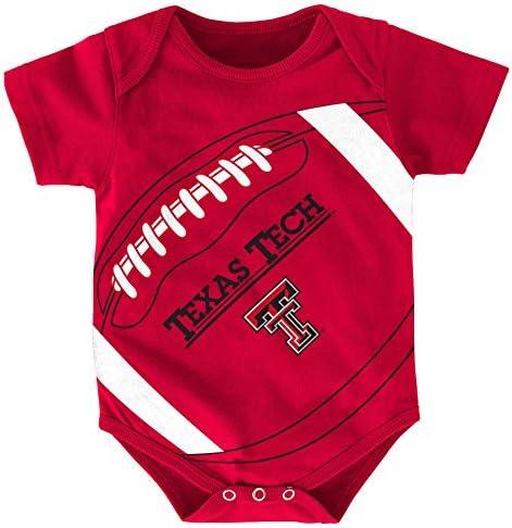 Mississippi State University MSU Bulldogs Baby Bodysuit Creeper Bib 3-6 Month