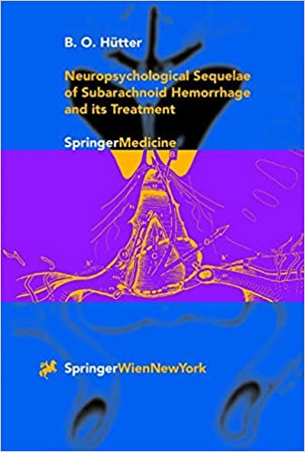 Neuropsychological Sequelae of Subarachnoid Hemorrhage and - download pdf or read online