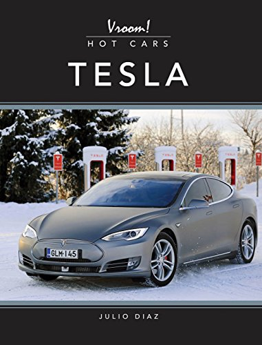 Tesla Model S (Vroom! Hot Cars)