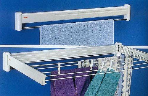 Leifheit Telegant Telescoping ₩ Drying Drying Rack Us436