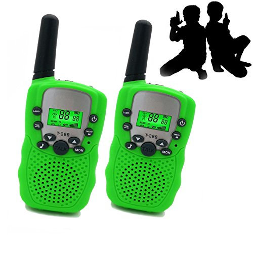JRDBS WINL Toys For 4 8 Year Old Boys Long Range Walkie Talkies 9 14 BoysKids Outdoor Games Gifts 3 12 Girls Birthday