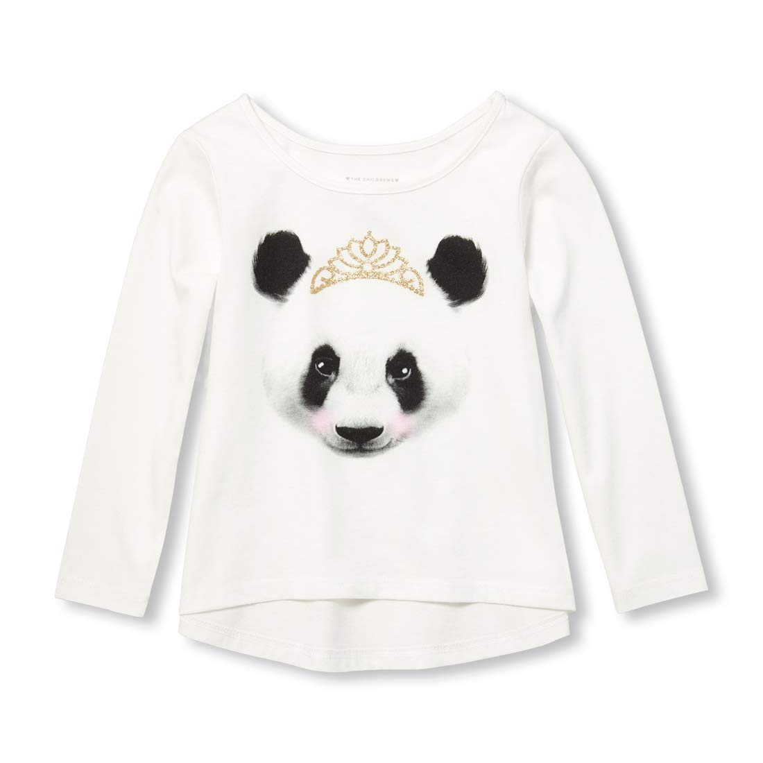 The Children's Place Baby Girls Long Sleeve Graphic Tee The Children's Place