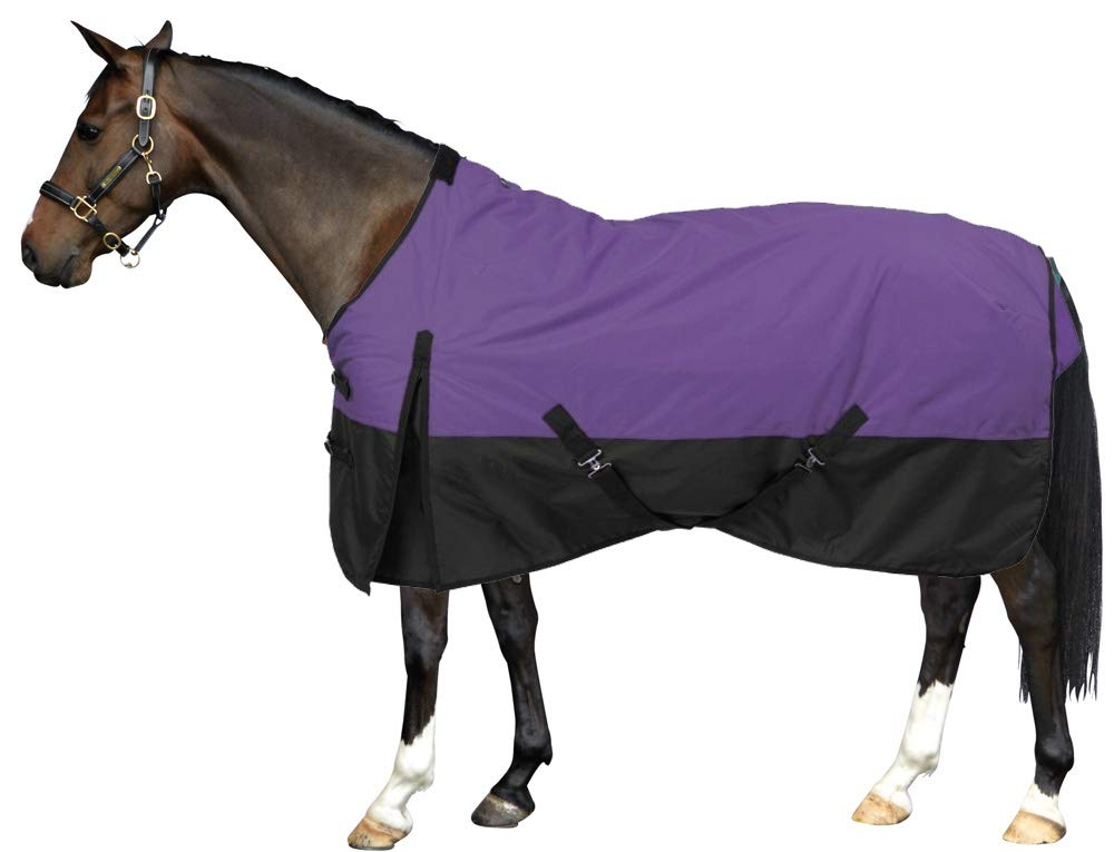 Horze Storm 600 Denier Waterproof Midweight Turnout Blanket - 200 gm.