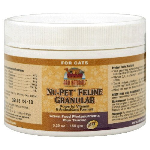 Nu-Pet Feline Antioxidant – 5.3 oz – Granular, My Pet Supplies
