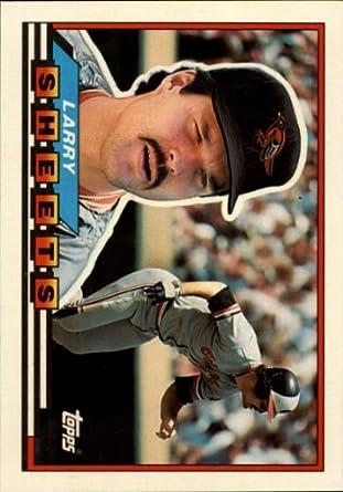Amazoncom 1989 Topps Big Baseball Card 113 Larry Sheets